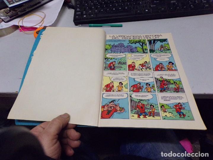 Tebeos: coleccion ole los pitfos numero 16 primera edicion bruguera - Foto 3 - 237286695