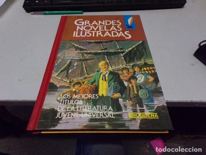 GRANDES NOVELAS ILUSTRADAS BRUGUERA NUMERO 5 (Tebeos y Comics - Bruguera - Otros)