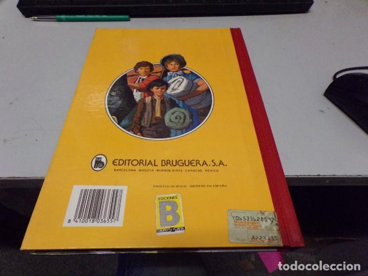 Tebeos: GRANDES NOVELAS ILUSTRADAS BRUGUERA NUMERO 5 - Foto 3 - 237295125