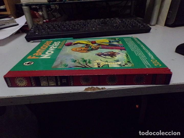 Tebeos: famosas novelas bruguera volumen 12 - Foto 2 - 237295770