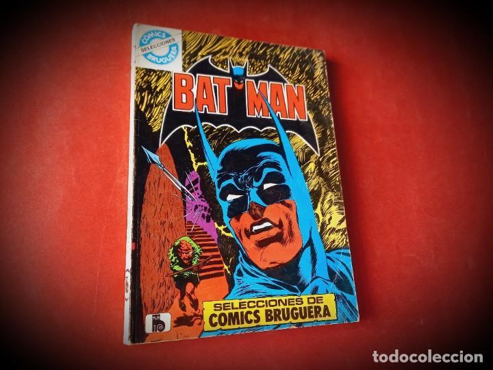 SELECCIONES COMICS BRUGUERA Nº 1 BATMAN (Tebeos y Comics - Bruguera - Otros)