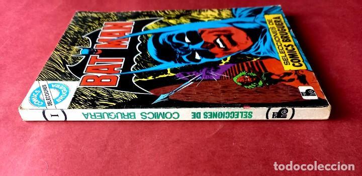 Tebeos: SELECCIONES COMICS BRUGUERA Nº 1 BATMAN - Foto 2 - 237318015