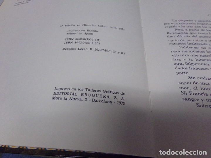 Tebeos: AVENTURAS DE UN SOLDADO DE NAPOLEON. ERCKMANN CHATRIAN. COLECCION HISTORIAS COLOR Nº 7 - Foto 3 - 237358450