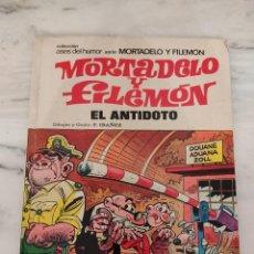 Tebeos: EL ANTIDOTO Nº28. Lote 237400205