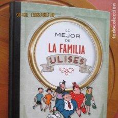 Tebeos: LO MEJOR DE LA FAMILIA ULISES - BRUGUERA PRIMERA EDICION 2019. Lote 237400510