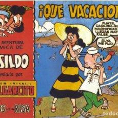 Tebeos: MAGOS DE LA RISA Nº1 REEDICIÓN. Lote 237475250