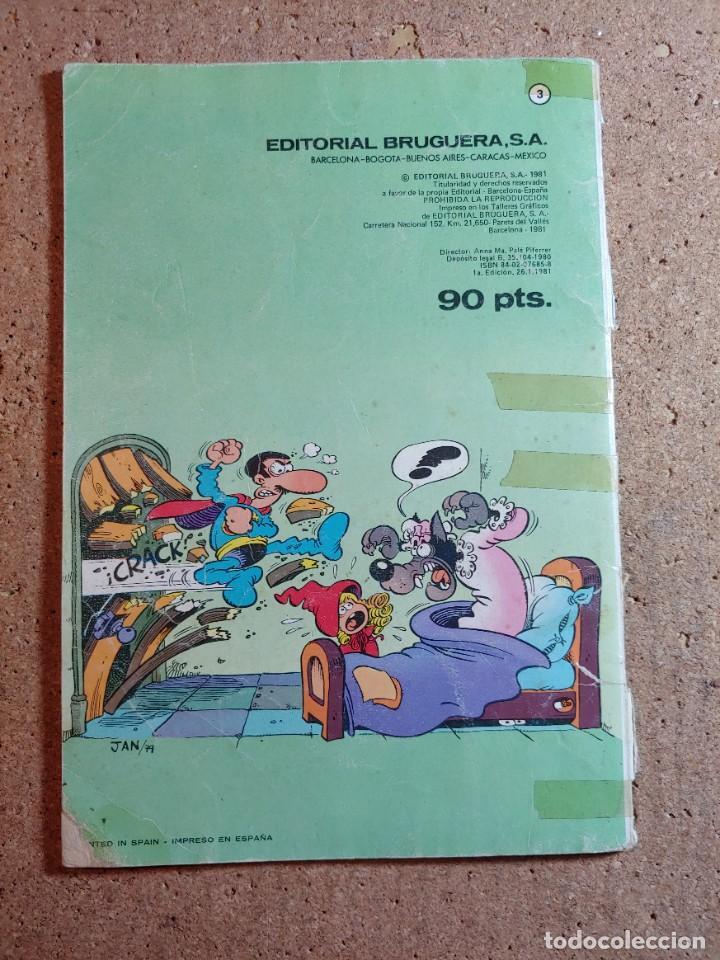 Tebeos: COMIC DE OLE SUPER LOPEZ EN TODOS CONTRA UNO UNO CONTRA TODOS DEL AÑO 1981 Nº 3 - Foto 2 - 237656575