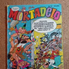 Tebeos: TEBEO DE MORTADELO DEL AÑO 1988 Nº 67. Lote 237696800