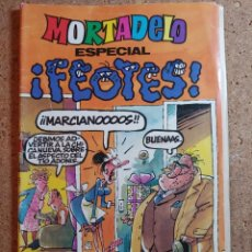 BDs: TEBEO DE MORTADELO ESPECIAL FEOTES DEL AÑO 1982 Nº 146. Lote 237697305