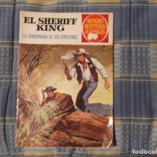 Tebeos: EL SHERIFF KING Nº 48. Lote 237747960
