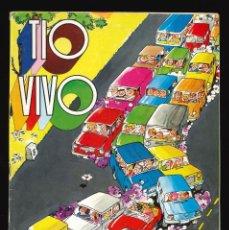 Livros de Banda Desenhada: TÍO VIVO - BRUGUERA / EXTRA DE PRIMAVERA (1975). Lote 237828115