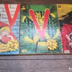 Tebeos: V - LOS VISITANTES - COMIC DE LOS LAGARTOS DE LA TELE DE LOS AÑOS 80. Lote 237836920