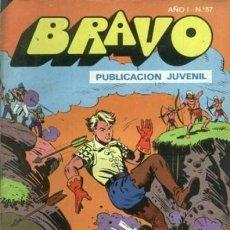 Tebeos: EL CACHORRO DE LA COLECCIÓN BRAVO EDITORIAL BRUGUERA Nº 29. Lote 237842695