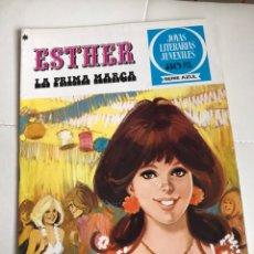 Livros de Banda Desenhada: ESTHER Y SU MUNDO NUMERO 23. BRUGUERA 1978. LA PRIMA MARGA REVISTA JUVENIL. Lote 237864800