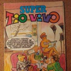 Tebeos: TEBEO SUPER TIO VIVO DEL AÑO 1983 Nº 124. Lote 237892580