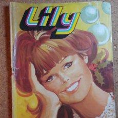 Tebeos: COMIC DE LILY EXTRA DE NAVIDAD DEL AÑO 1981. Lote 237904055