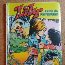 Tebeos: COMIC DE LILY EXTRA PRIMAVERA DEL AÑO 1983 Nº 26. Lote 237906260