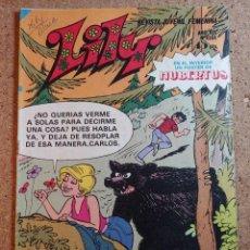 Tebeos: COMIC DE LILY DEL AÑO 1982 Nº 1084. Lote 237907570