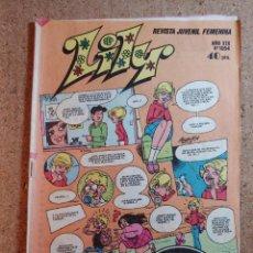 Tebeos: COMIC DE LILY DEL AÑO 1981 Nº 1054. Lote 237908005