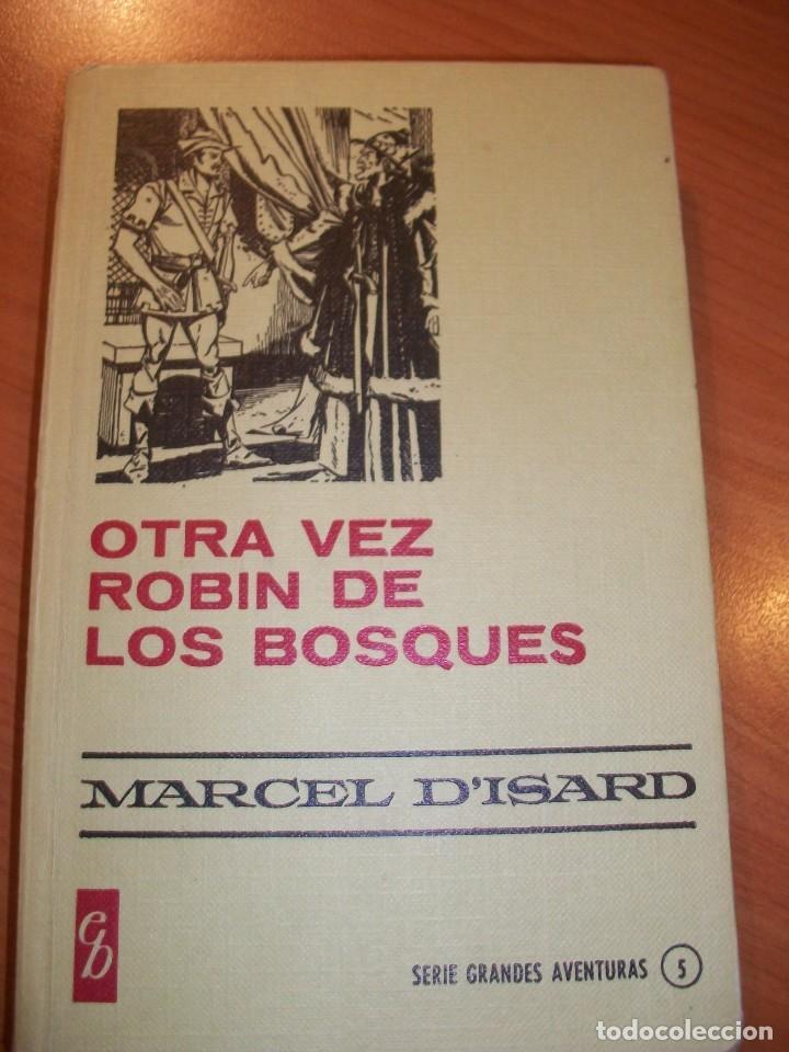 HISTORIAS SELECCION BRUGUERA. OTRA VEZ ROBIN DE LOS BOSQUES (Tebeos y Comics - Bruguera - Historias Selección)