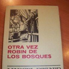 Tebeos: HISTORIAS SELECCION BRUGUERA. OTRA VEZ ROBIN DE LOS BOSQUES. Lote 238064135