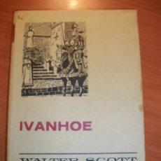 Tebeos: HISTORIAS SELECCION BRUGUERA. IVANHOE. Lote 238064660