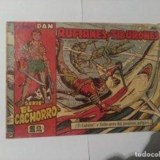 Tebeos: EL CACHORRO Nº134. Lote 238099835