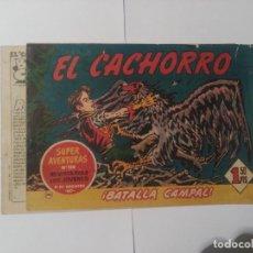 Tebeos: EL CACHORRO Nº193. Lote 238100365