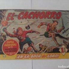 Tebeos: EL CACHORRO Nº202. Lote 238100805