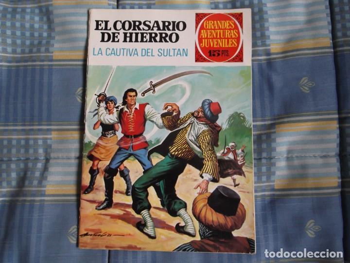 EL CORSARIO DE HIERRO Nº 53 (Tebeos y Comics - Bruguera - Corsario de Hierro)