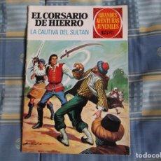 Tebeos: EL CORSARIO DE HIERRO Nº 53. Lote 238199325