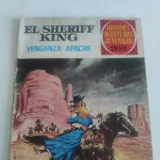 Tebeos: JOYAS LITERARIAS JUVENILES EL SHERIFF KING NUMERO 12. Lote 238207605