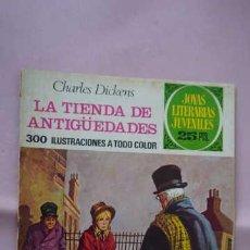 Tebeos: 1 EDICION JOYAS LITERARIAS JUVENILES NUMERO 155 LA TIENDA DE ANTIGÜEDADES. Lote 238256895