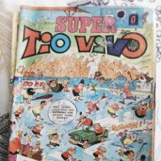 Livros de Banda Desenhada: SUPER TIO VIVO N.º 17 BRUGUERA 1973. Lote 238320415