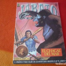 Tebeos: JABATO Nº 29 EL CHACAL DEL MAR ¡BUEN ESTADO! EDICION HISTORICA EDICIONES B. Lote 238372545