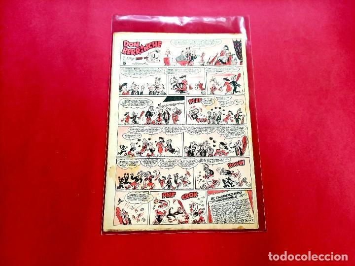 Tebeos: DDT Nº 13 - SERIE 1 - BRUGUERA - 1950- MUY BUEN ESTADO- - Foto 5 - 238434330
