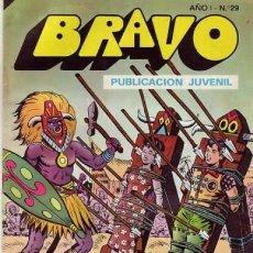 Tebeos: EL CACHORRO DE LA COLECCIÓN BRAVO EDITORIAL BRUGUERA Nº 15. Lote 238483055