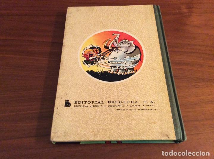 Tebeos: LIBRO SUPER HUMOR VOLUMEN XVIII 18 (1982) MORTADELO, DOÑA TECLA, DOÑA LIO, ZIPI ZAPE, - Foto 4 - 238566965