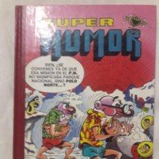 Tebeos: SUPER HUMOR Nº 56 / EDI. B / EDICIÓN 1988. Lote 238613705