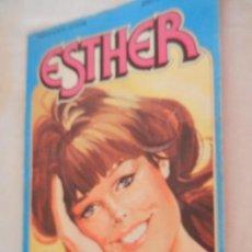 Livros de Banda Desenhada: ESTHER - ¡AMO LA VIDA! - Nº 12 - PUBLICACIÓN JUVENIL - AÑO 1983. Lote 238620035