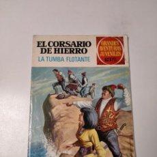 Tebeos: EL CORSARIO DE HIERRO NÚMERO 49 GRANDES AVENTURAS JUVENILES EDITORIAL BRUGUERA. Lote 238661215