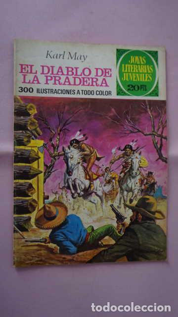 1 EDICION JOYAS LITERARIAS JUVENILES NUMERO 139 EL DIABLO DE LA PRADERA (Tebeos y Comics - Bruguera - Joyas Literarias)