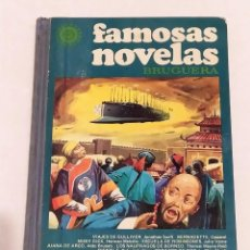Livros de Banda Desenhada: COL. FAMOSAS NOVELAS VOL, 9 - BRUGUERA AÑO 1977. Lote 238833545