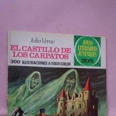 Tebeos: 1 EDICION JOYAS LITERARIAS JUVENILES NUMERO 128 EL CASTILLO DE LOS CARPATOS. Lote 238848085
