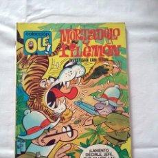Tebeos: COMICS MORTADELO Y FILEMON Nº64 COLECCION OLE. Lote 239399415