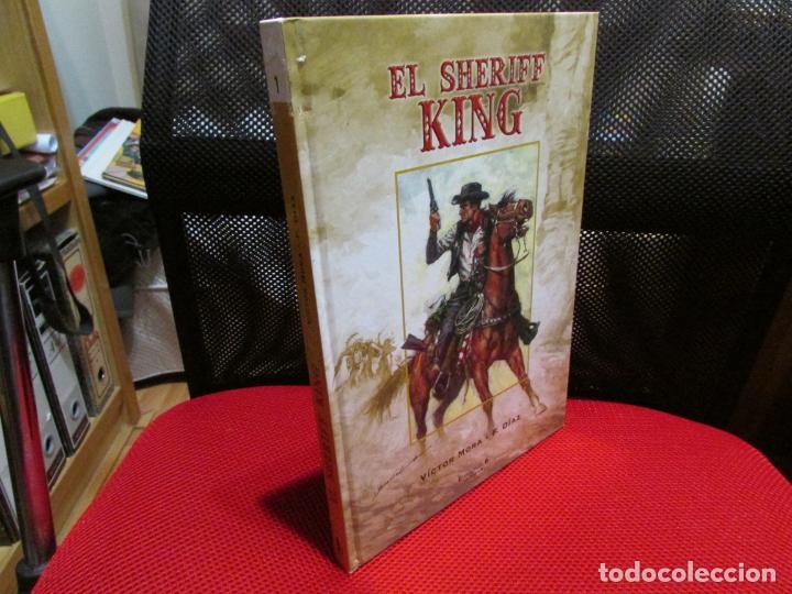 Tebeos: El sheriff King -Víctor Mora y F. Díaz, volumen1 - Foto 2 - 239469570