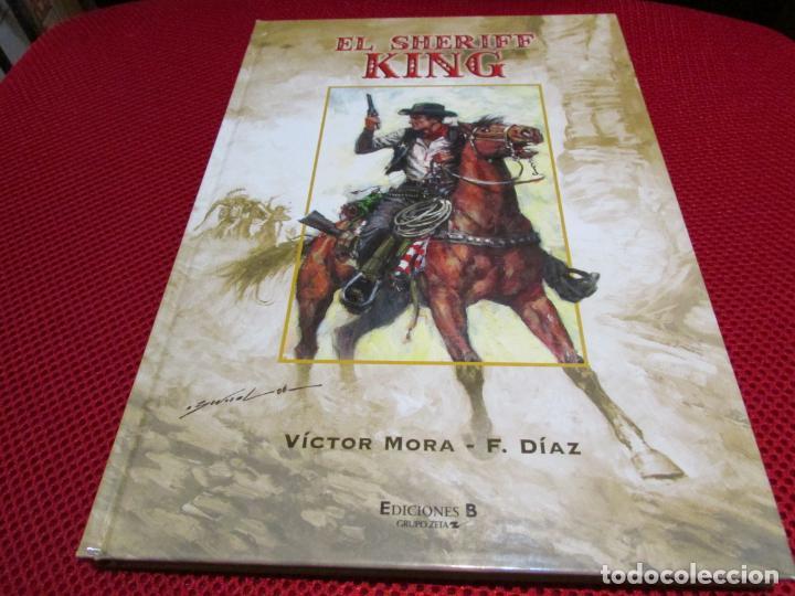 EL SHERIFF KING -VÍCTOR MORA Y F. DÍAZ, VOLUMEN1 (Tebeos y Comics - Bruguera - Sheriff King)
