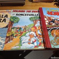 Tebeos: LOTE DE TRES COMICS VARIADOS. Lote 239477320