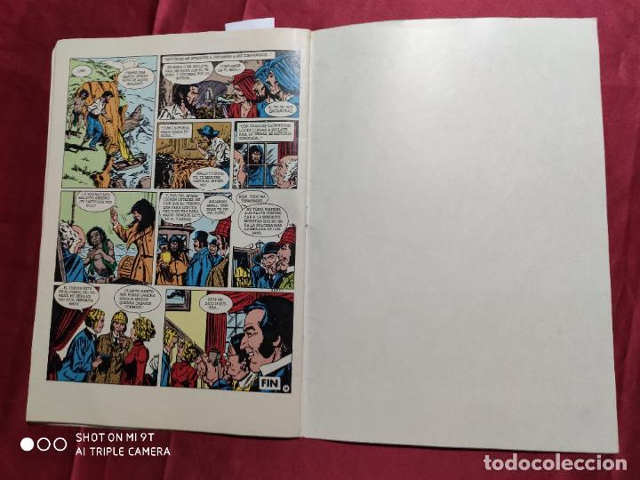 Tebeos: JOYAS LITERARIAS JUVENILES. Nº 258. EL SIGNO DE LOS CUATRO. BRUGUERA . 1ª EDICION - Foto 3 - 239514715