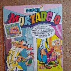 BDs: TEBEO SUPER MORTADELO DEL AÑO 1983 Nº 162. Lote 239518885